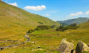 Grisedale Green by bongaloid