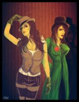 Femme Once-lers by StrawberrySoulReaper