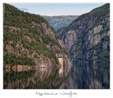 Norge 2011 - Josenfjorden by 51ststate