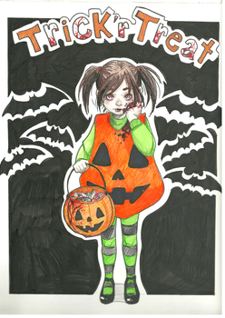 Trick R Treat by Reenigrl