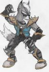 Wolf O'Donnell by Lumit