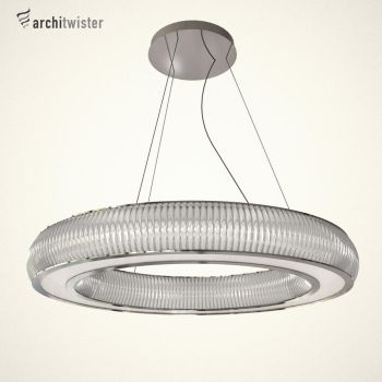Reha Suspension Light by Fendi Casa (3d Model) by architwister
