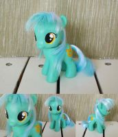 Filly Lyra and/or Heartstrings Custom by psaply