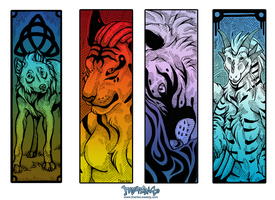 Bookmarks by Therbis