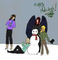 A Cheap Holiday Picture by Maracate