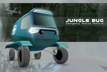 Jungle Bug - vehicle design by Theclockworkpainter