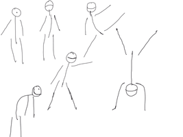 Vilppu Drawing Gesture 1 by gtstyling32