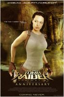 Tomb Raider Movie Annivers. by miltographic