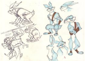ROTG Bunnies by Silk-Ward