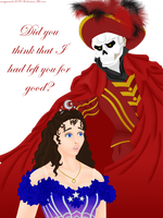 Death and the Maiden by masquerade5020