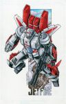 Jetfire commission colours by markerguru