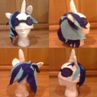 Vinyl Scratch Hat by Lolly-pop-girl732