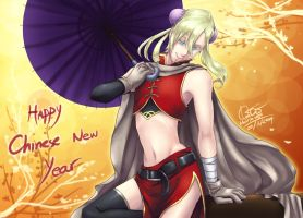 Chinese New Year 2014 by doblemjwn