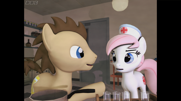 'You May Be a Doctor, But I Am THE Doctor!' by goatcanon