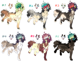 Adopts batch! CLOSED by Keesness