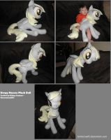 Derpy Hooves Plush by tentenswift
