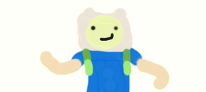 Finn The Human by thebrony123