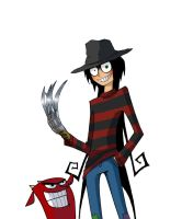 elm's street by Flick-the-Thief