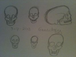 20130703 Grossology by SketchDailyChallenge