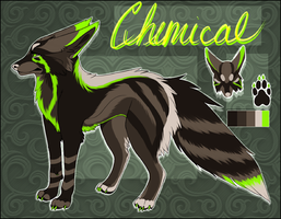 Chemical - for sale by arianthie