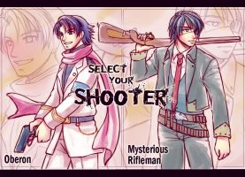 Select Your Shooter by NEWLL