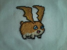 Patamon by muceybbds