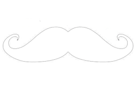 Mustach PNG by 1Dforever1D