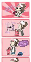 EPIC POKEMON TALES Part I by K4ll0