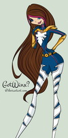 Vivace as SongBird by GotWinx