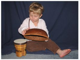 Drummer Boy 7 by Polly-Stock