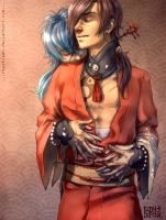 dmmd 1 by Reystleen