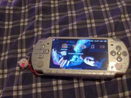the haunted psp by kassieskatergirl98