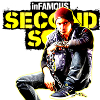 Infamous- Second Son by RajivCR7