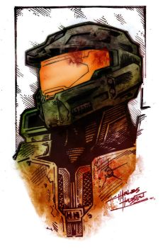 halo colors by Scarlet-Speed