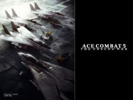Ace Combat 05 by Raidism