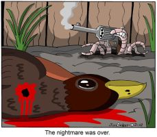 The Nightmare Was Over by NewtMan