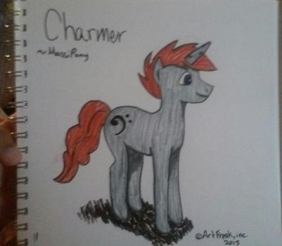 Charmer complete by angiepangie486