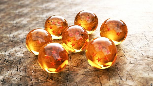 Dragonballs by Furumaru