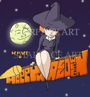 Happy Halloween Y'all by SharpAce