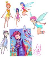 Fairy Designs by alexichabane