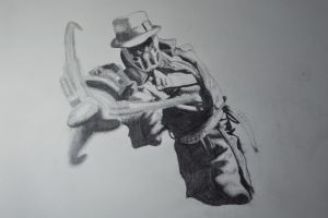 Rorschach by TheSweetGherkin