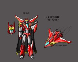 Laserbot Repaint by Laserbot