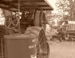 STEAM TRACTOR 2 by uncledave