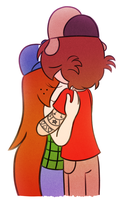 You Mean A Lot To Me Man by PuccaFanGirl