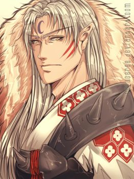 .:Sesshomaru:. by rupuceree