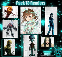 Pack 73 Renders by KLIPOX