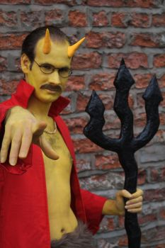 Devil Flanders 2 by fishyfins