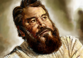 Brian Blessed by stolendata