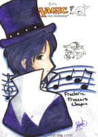 ES doodle: MAGICAL Frederic by anime-dragon-tamer