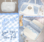 Airi Hoshima School Bag by AngelicPara
